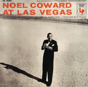 Noël Coward at Las Vegas album