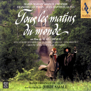 La Rêveuse - 4ème livre de Pièces de viole (Marin Marais) cover art