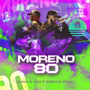 Moreno 80 cover art