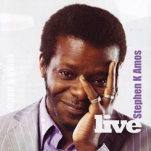 Stephen K Amos Live Audiobook