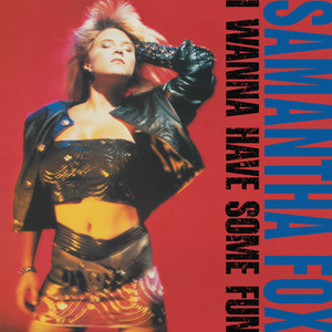 Samantha Fox – I Only Wanna Be With You (Studio Acapella)