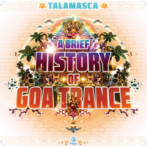 A Brief History Of Goa-Trance X-Dream cover art