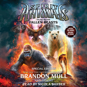 Tales of the Fallen Beasts - Spirit Animals: Special Edition 3 (Unabridged)
