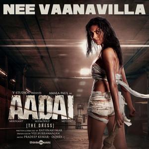 """Nee Vaanavilla (From """"Aadai"""")"""