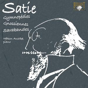 Gnossiennes Nos. 1-3: Gnossienne No. 3 cover art