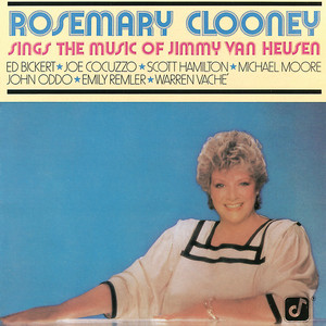 Rosemary Clooney Sings The Music Of Jimmy Van Heusen album