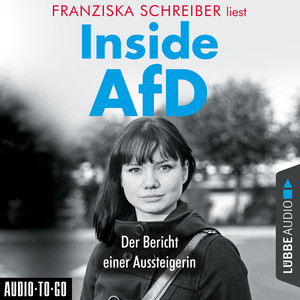Inside AfD (Ungekürzt) Audiobook
