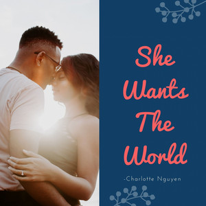 She Wants The World cover art