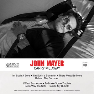 Carry Me Away cover art