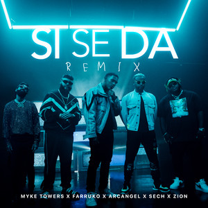 Si Se Da - Remix cover art