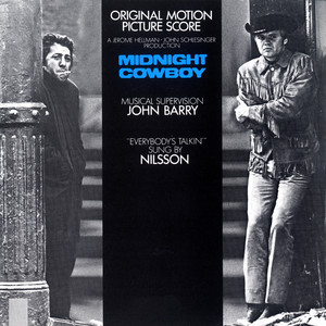"""Theme from """"Midnight Cowboy"""" cover art"""