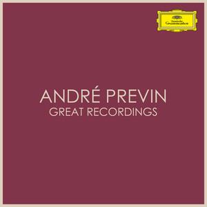 André Previn - Great Recordings album