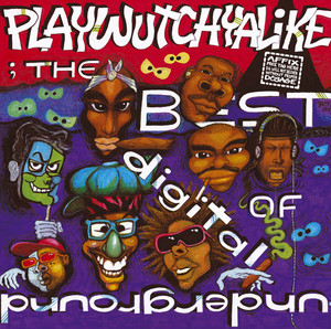 The Best Of Digital Underground: Playwutchyalike album