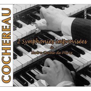 Improvised Symphony for Organ: V. Final - Aug. 1978 cover art