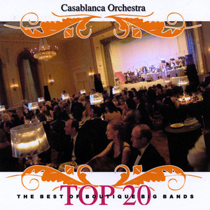 Top 20 - The Best Of Boutique Big Bands album