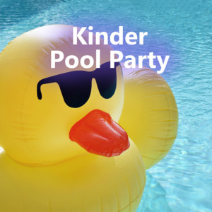 Kinder Pool Party