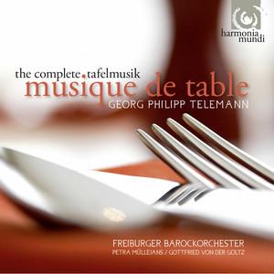 Quartet in G major / Sol majeur / G-dur: I. Largo - Allegro - Largo by Georg Philipp Telemann, Petra Mullejans, Gottfried Von Der Goltz, Freiburger Barockorchester