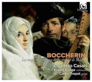 String Quintet No. 6 in E Major, Op. 11, No. 5: String Quintet no.6 in E major, op.11 no.5: III. Minuetto - Trio by Luigi Boccherini, Cuarteto Casals, Eckart Runge