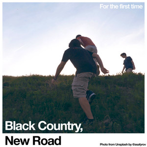 Cover art for For the first time by Black Country, New Road
