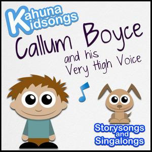 Callum Boyce and His Very High Voice