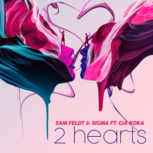 2 Hearts cover art