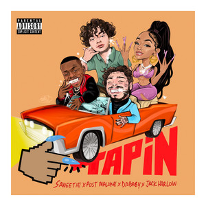 Tap In (feat. Post Malone, DaBaby & Jack Harlow) by Saweetie, Post Malone, DaBaby, Jack Harlow