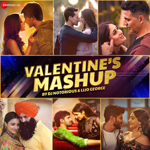 Valentine's Mashup By Dj Notorious and Lijo George - 2020