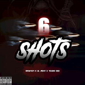 Showkey x Lil MDot x Young Dizz - 6 shots