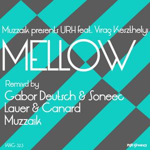 Mellow - Remix cover art