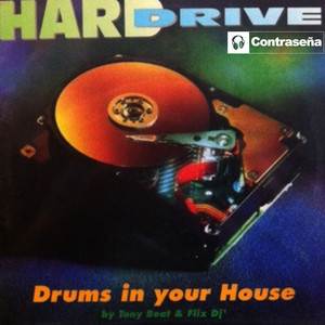 Drums Beats by Hard Drive