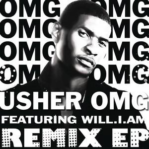 OMG Remix EP cover art