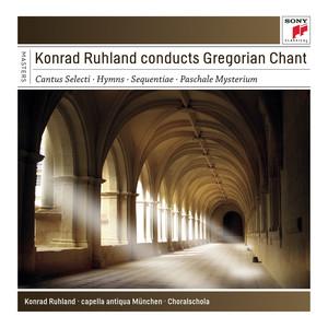 Konrad Ruhland Conducts Gregorian Chant album