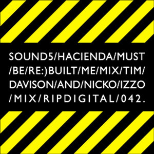 The Hacienda Must Be Re:) Built - Kristoph's Dark Room Dub cover art