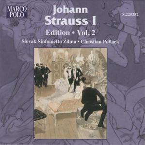 Walzer (a la Paganini), Op. 11 by Johann Strauss I, Slovak Sinfonietta, Zilina, Christian Pollack