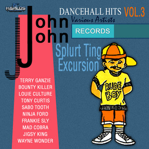John John Dancehall Hits Vol.3