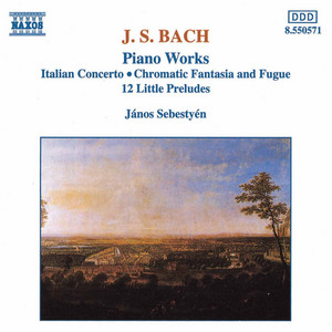 Prelude In C Minor, BWV 999 : Prelude In C Minor, BWV 999 by Janos Sebestyen, Johann Sebastian Bach