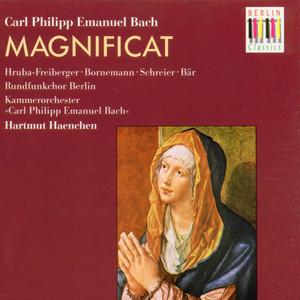 Magnificat in D Major, Wq. 215: No. 4, Et misericordia eius cover art