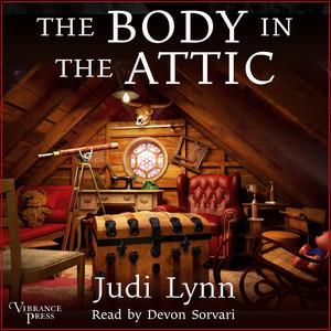The Body in the Attic - A Jazzi Zanders Mystery, Book 1 (Unabridged)