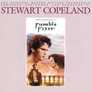Don't Box Me In by Stewart Copeland