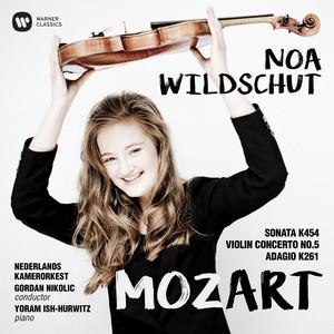 Mozart: Violin Concerto No. 5 in A Major K. 219 ,'Turkish': II. Adagio