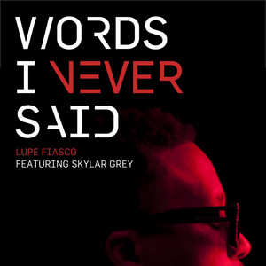 Words I Never Said (feat. Skylar Grey)