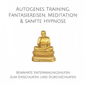 Autogenes Training, Fantasiereisen, Meditation & sanfte Hypnose (Bewährte Entspannungshilfen zum Einschlafen und Durchschlafen) Audiobook