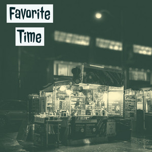 Favorite Time cover art