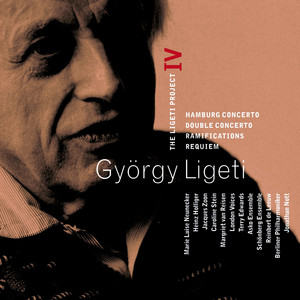 Ligeti : Requiem : II Kyrie cover art