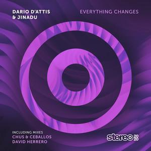 Dario D'Attis, Jinadu – Everything Changes (Studio Acapella)