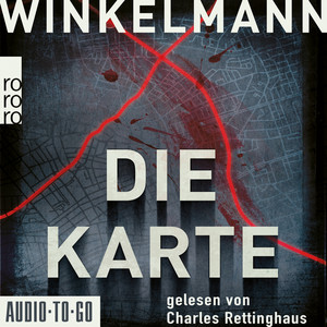 Die Karte [Kerner und Oswald, Band 4 (gekürzt)] Audiobook