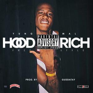 HoodRich Freestyle cover art