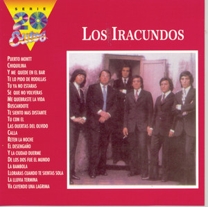 20 Exitos - Los Iracundos