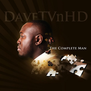 The Complete Man by Dave James