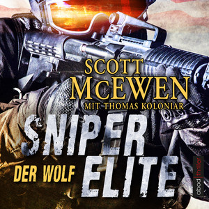 Sniper Elite (Der Wolf) Audiobook